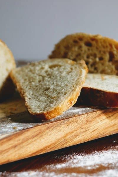 Easy Homemade Bread Recipe, how to make homemade bread