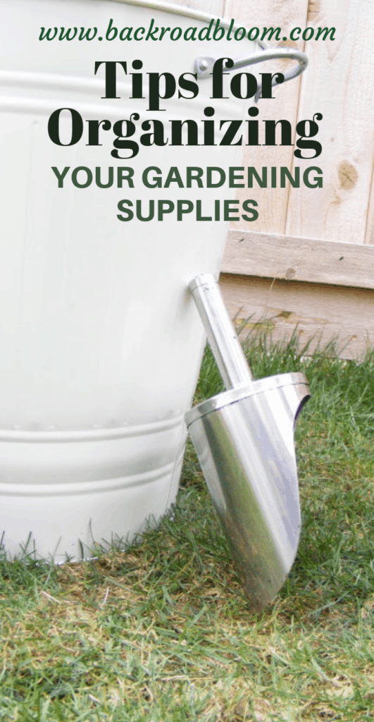 how to organize gardening tools, tips for organizing your garden shed, how to organize garden seeds