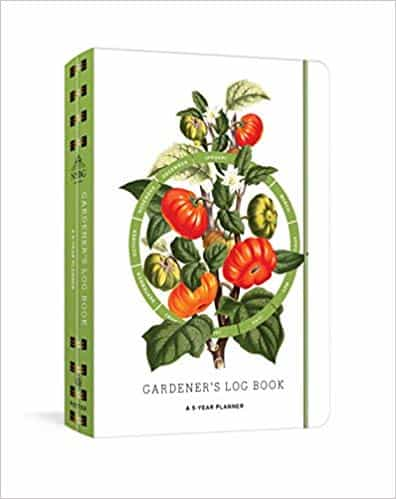 what to write in a garden journal, how to keep a garden journal, garden journal tips, benefits of a garden journal