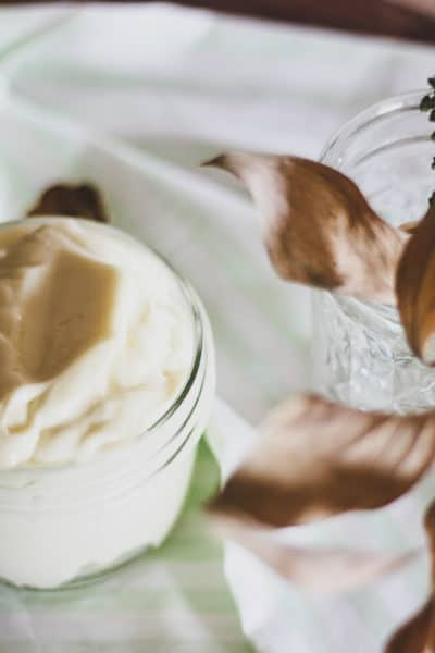 body butter diy, how to make body butter