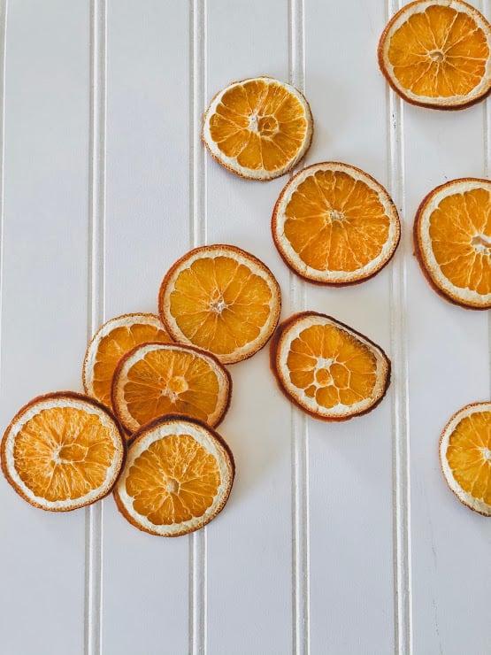 Dried Orange Slices Decoration
